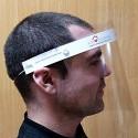 Protector facial de seguridad