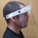 Protector facial de seguridad reforzada